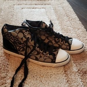 Womans Coach sneakers